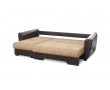 Гранат диван угловой