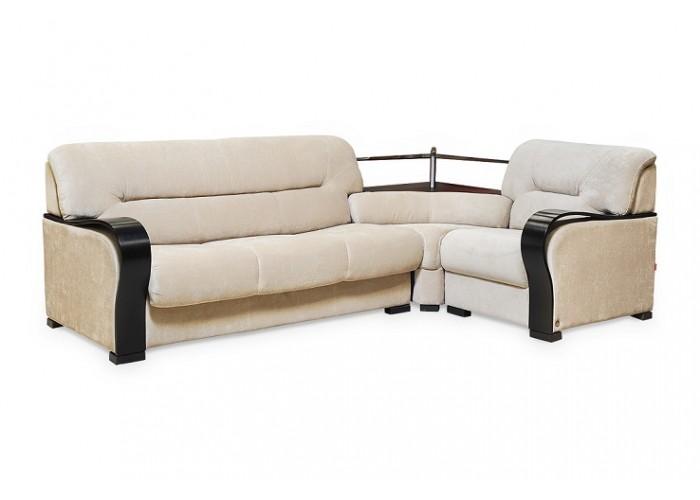 Льюис диван угловой с баром
