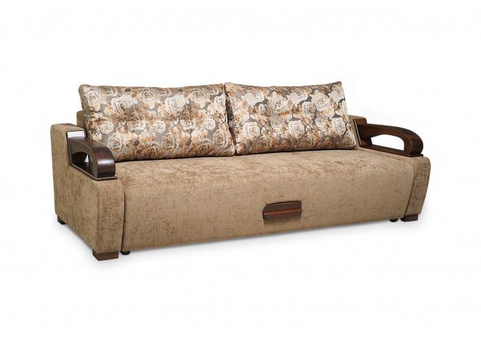 Коралл 1 диван 3-х местный
