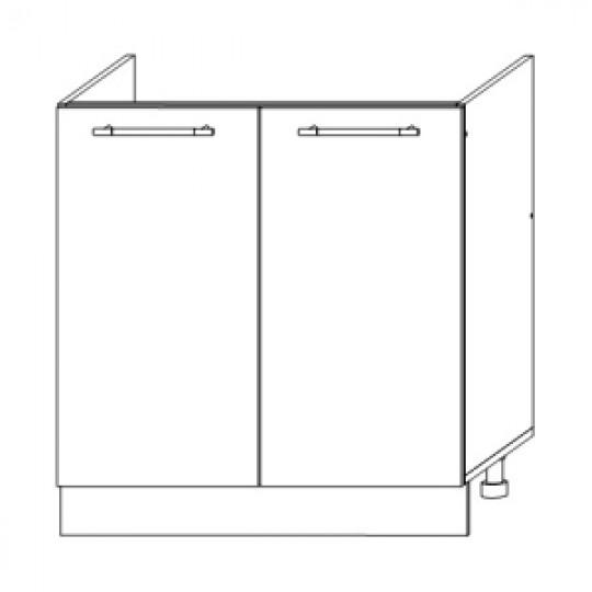 Гренада шкаф нижний под мойку 600   ШНМ 800