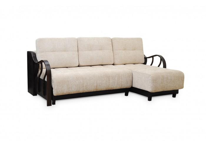 Изумруд диван угловой
