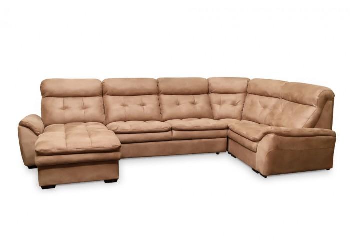Реймс диван угловой П-образный модульный