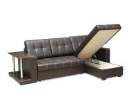 Аметист диван угловой