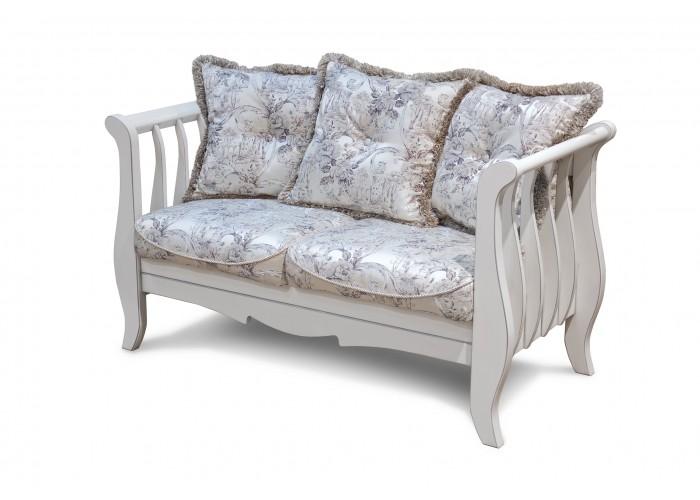 Эстель 1 диван с бахромой