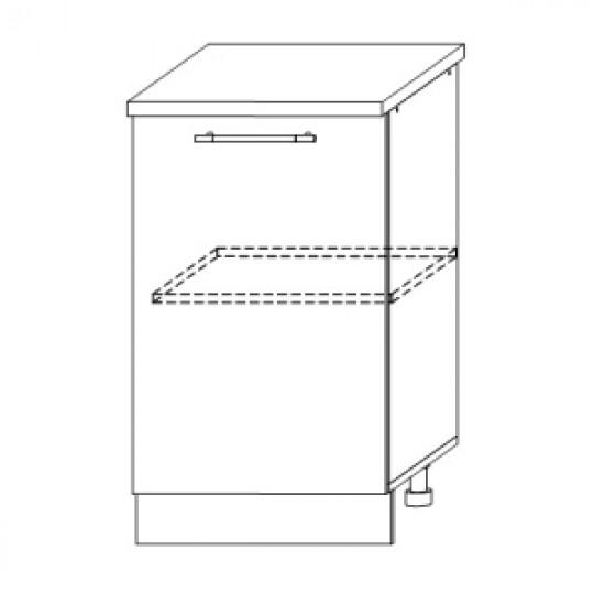 Гренада шкаф нижний 500 | ШН 500