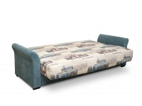 Аквамарин М диван