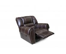 Монарх набор угловой с креслом-реклайнер