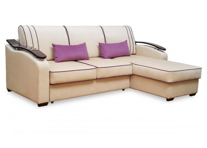 Лазурит 4 диван угловой