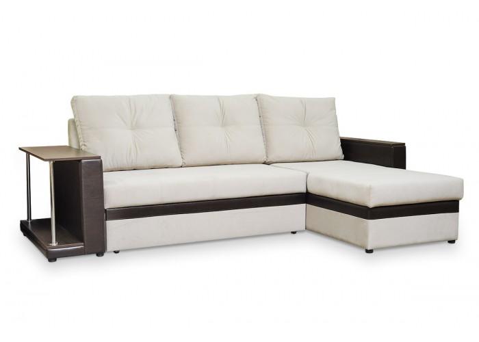 Аметист Лайт диван угловой