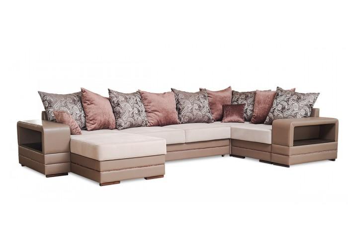 Рубин 4 диван угловой стандарт 2