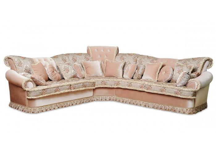 Леонардо диван угловой