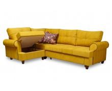 Прима диван угловой с полукреслом