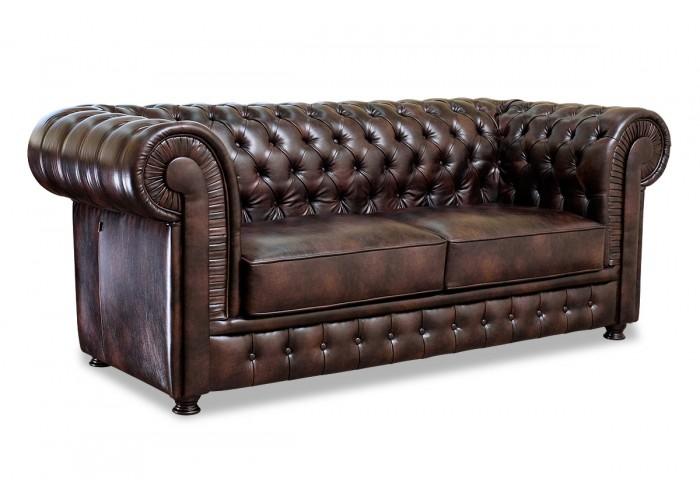 Честер Люкс диван 3-х местный