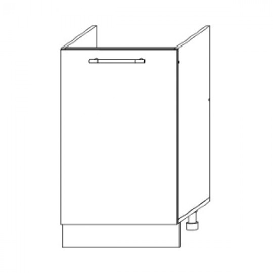 Гренада шкаф нижний под мойку 500 | ШНМ 500