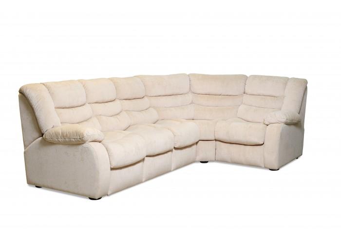 Платинум диван угловой