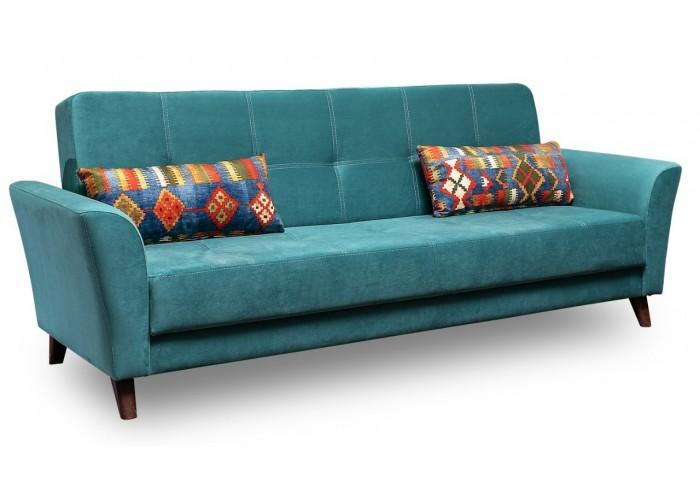 Фреш диван 3-х местный с подлокотниками