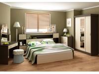 Спальня Бася модульная