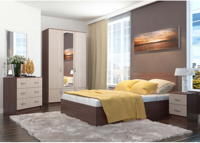 Спальня Ронда модульная композиция 1