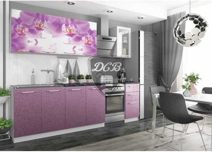 Кухонный гарнитур Фотопечать 2,0м МДФ