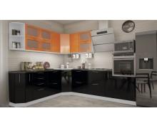 Кухня Олива металлик