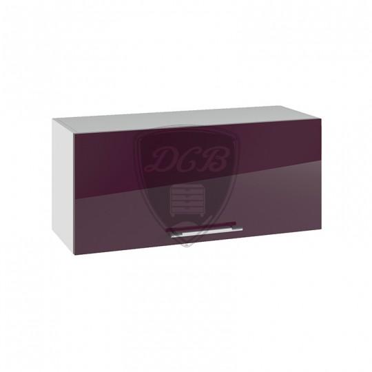 Капля шкаф навесной высокий горизонтальный на 800 | ВПГ800
