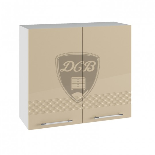 Капля шкаф навесной на 800   П800