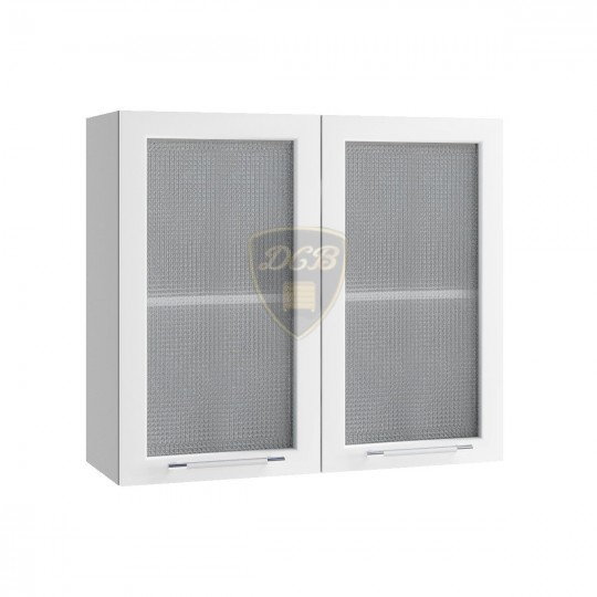 Капля шкаф навесной со стеклом 800   ПС800