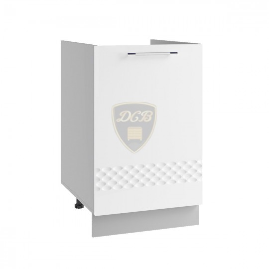 Капля шкаф нижний мойка на 600   СМ600