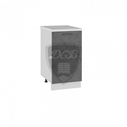 Лофт шкаф нижний на 450 | С 450