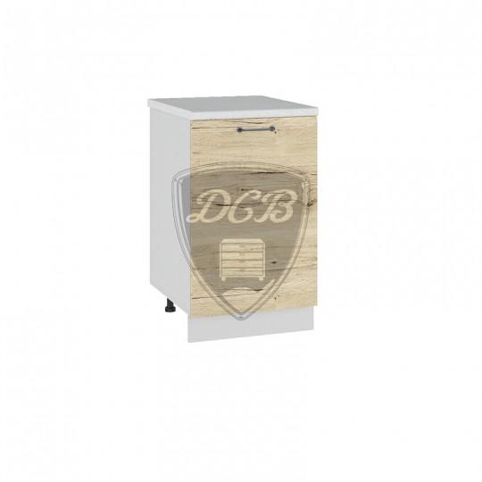 Лофт шкаф нижний на 600 (1 дверь) | С 601