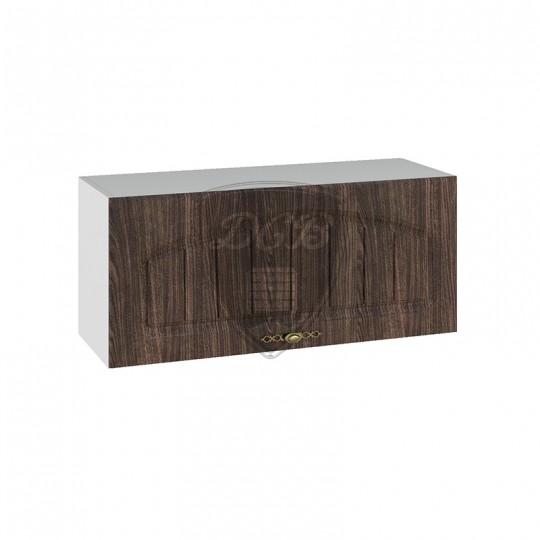 Монако шкаф навесной горизонтальный на 800   ПГ800