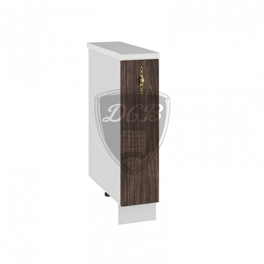 Монако шкаф нижний бутылочница на 200   СБ200