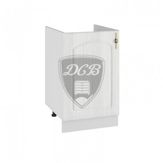 Монако шкаф нижний мойка на 600 (1 дверь)   СМ601