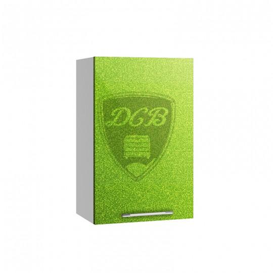 Олива шкаф навесной на 450   П450