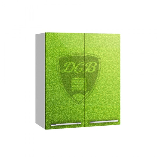 Олива шкаф навесной на 600   П600