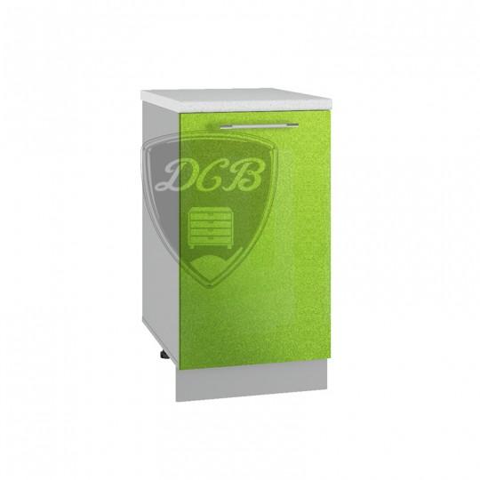 Олива шкаф нижний на 400   С400
