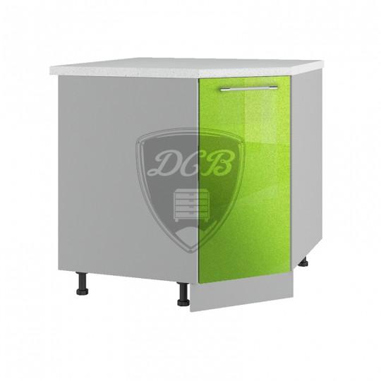 Олива шкаф нижний угловой 850*850   СУ850